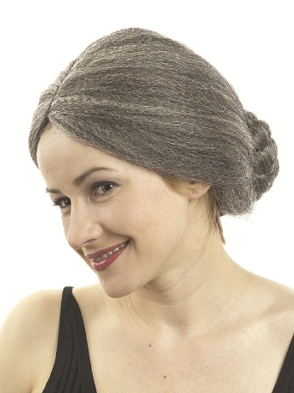OLD GRANNY WIG