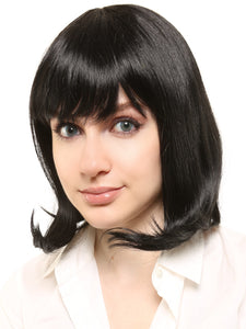 "MIA WALLACE - ""PULP FICTION"" DELUXE WIG"