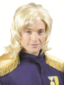 PRINCE CHARMING DELUXE WIG