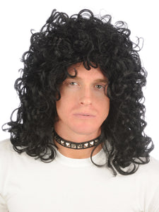 KISS METAL ROCKER DELUXE WIG