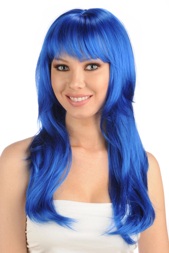 PARTY GIRL WITH BANGS PREMIUM WIG