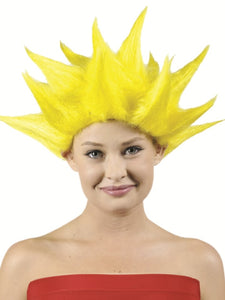 "LISA SIMPSON - ""THE SIMPSONS"" WIG"