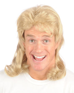 90'S MULLET DELUXE WIG - 4 COLORS