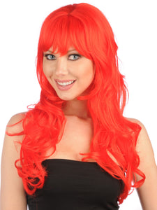 VALENTINES DAY - SEXY WAVY DELUXE WIG