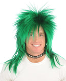 80'S PUNK ROCK DUDE PREMIUM WIG - 8 COLORS