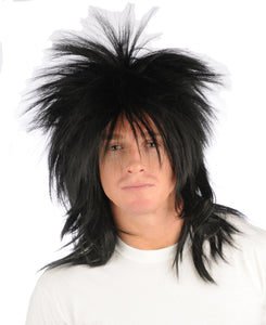 1980'S PUNK ROCK DUDE PREMIUM WIG - 8 COLORS