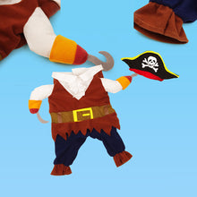 Load image into Gallery viewer, Kittenswear | Pirate Cat Costume