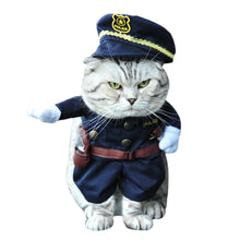 Load image into Gallery viewer, Kittenswear | Cat Police Costume