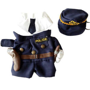 Kittenswear | Cat Police Costume