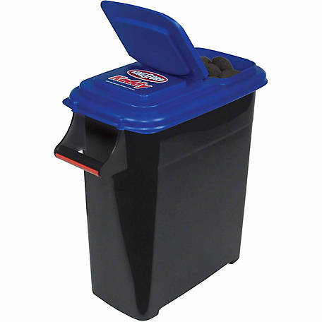 Lid for 037 - 32 Qt Kingsford Kaddy Medium Size (black)