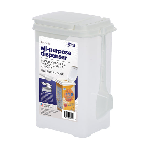 Lid for 070 - 3.75 Qt All Purpose Dispenser w/Scoop