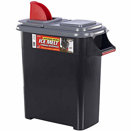 Lid for 098 - 32 Qt Large Ice Melt Dispenser