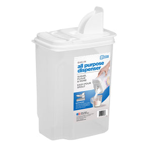 Lid for 136 - 3.5 Qt All Purpose Dispenser w/Integral Handle