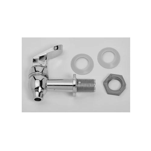 Chrome Spout Kit for 144 - 1.75 Gallon Party Top Beverage Dispenser