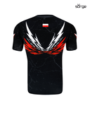 COMPRESSION T-SHIRT  LIGHTENING EAGLE