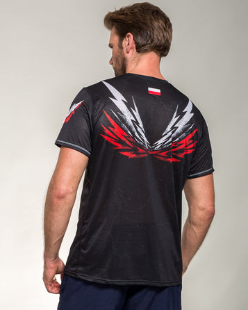 JOGGING T-SHIRT LIGHTENING EAGLE