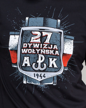 T-SHIRT 27TH VOLHYNIAN INFANTRY DIVISION