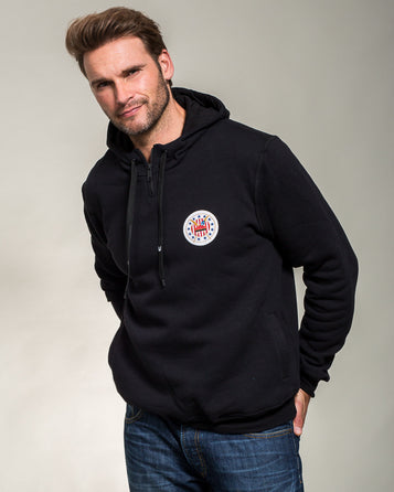 HOODIE NO. 303 POLISH FIGHTER SQUADRON BADGE
