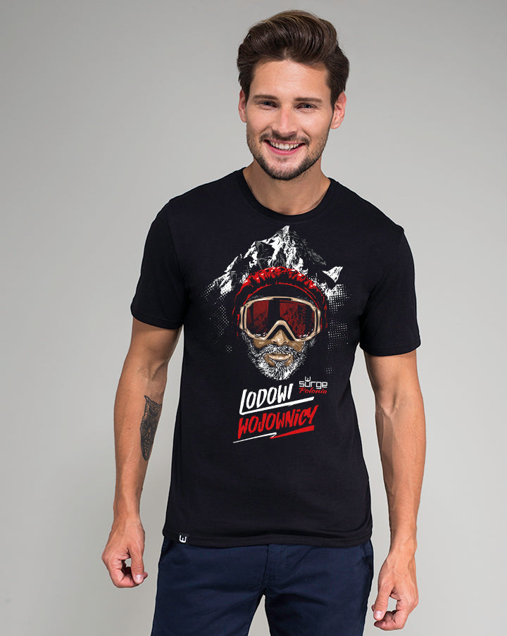 ICE FIGHTERS T-SHIRT