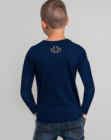 T-SHIRT WITH LONG SLEEVES DYNAMIC EAGLE