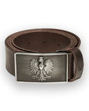 LEATHER BELT EAGLE