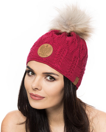 WOMEN'S WINTER HAT EAGLE
