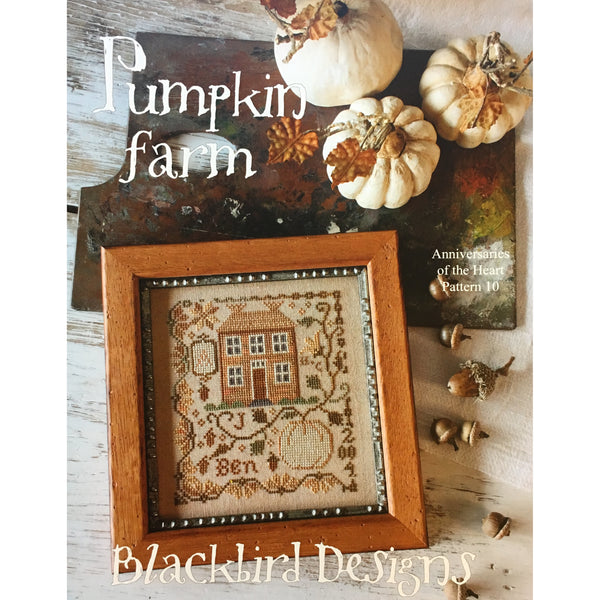 Anniversaries of the Heart Pattern 10 - Pumpkin Farm