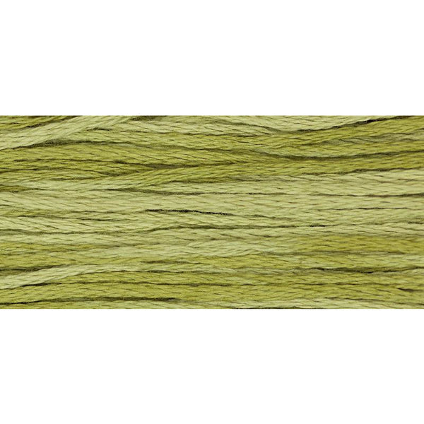 Guacamole 1193 Weeks Dye Works Embroidery Floss