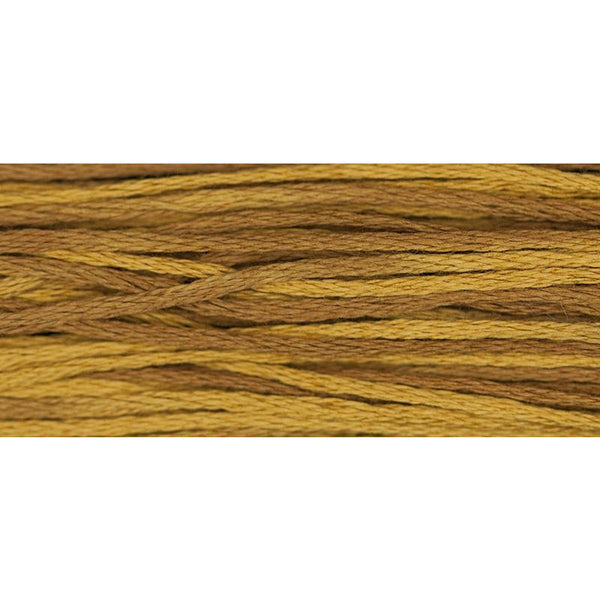 Tiger's Eye 1225 Weeks Dye Works Embroidery Floss