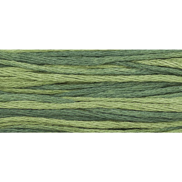 Collards 1277 Weeks Dye Works Embroidery Floss