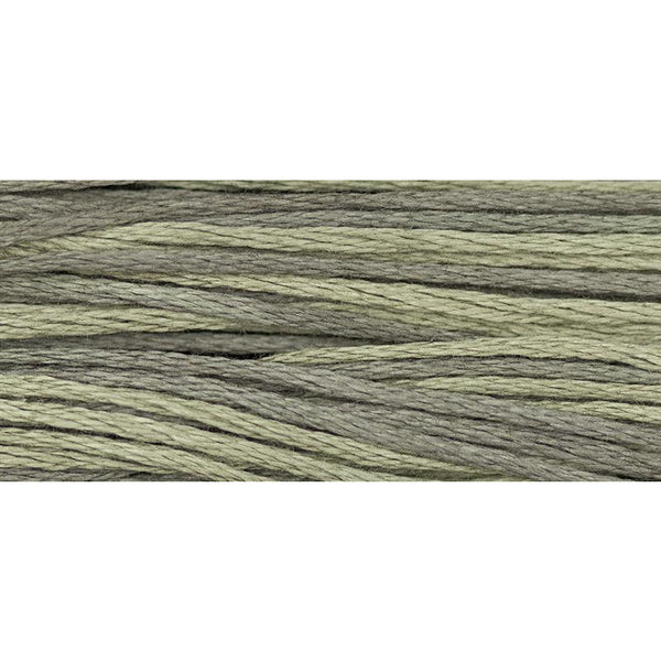 Pelican Gray 1302 Weeks Dye Works Embroidery Floss