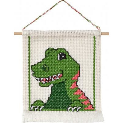 My First Kit - Dinosaur Stitch Kit
