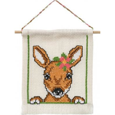 My First Kit - Deer Stitch Kit