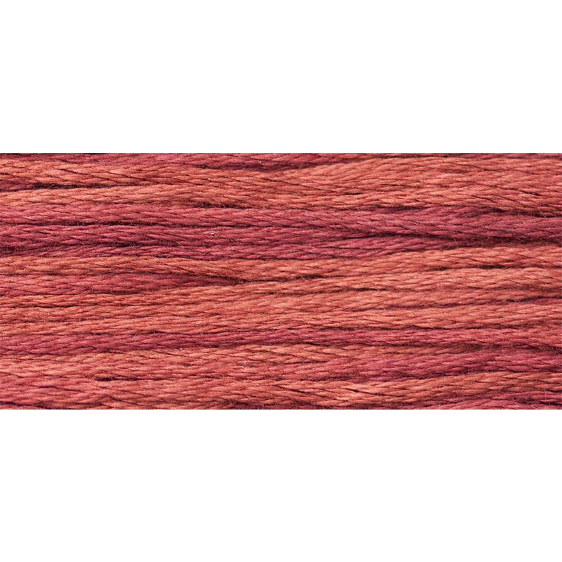 Lancaster Red 1333 Weeks Dye Works Embroidery Floss