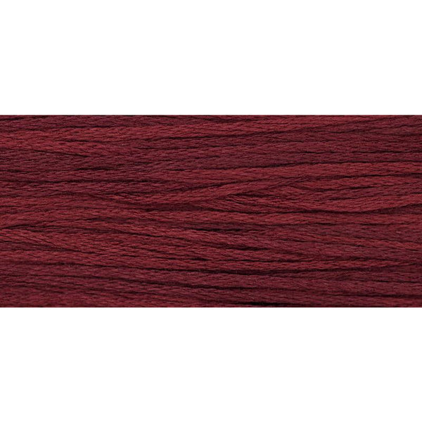 Merlot 1334 Weeks Dye Works Embroidery Floss