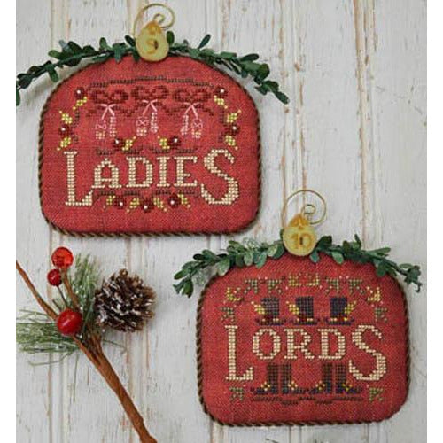 12 Days - Ladies & Lords Pattern