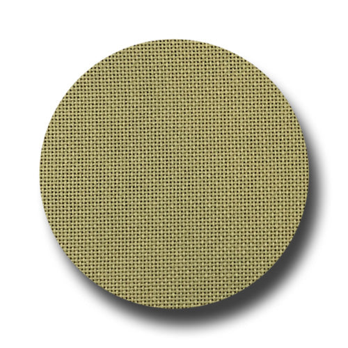 18 ct Davos Putty Khaki Evenweave Fabric