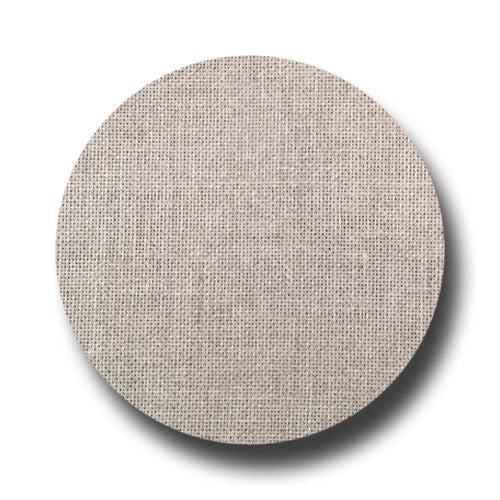 32 ct Natural Raw Linen