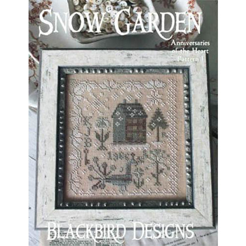 Anniversaries of the Heart Pattern 1 - Snow Garden
