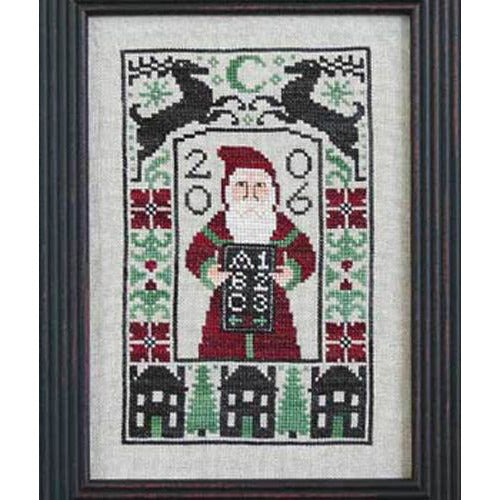 Limited Edition 2006 - Dear Santa... Pattern