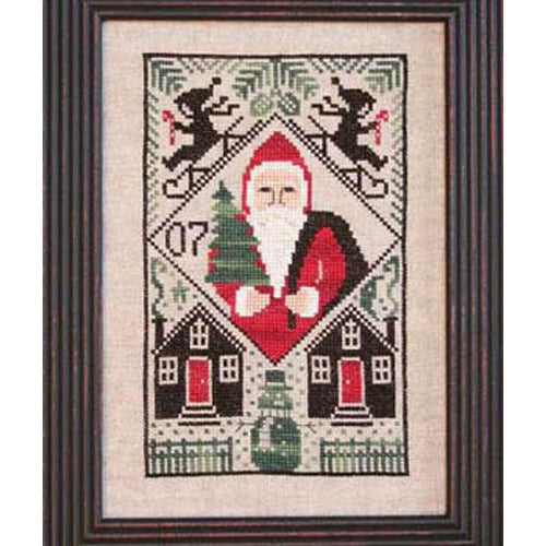 Limited Edition 2007 - Let It Snow Pattern
