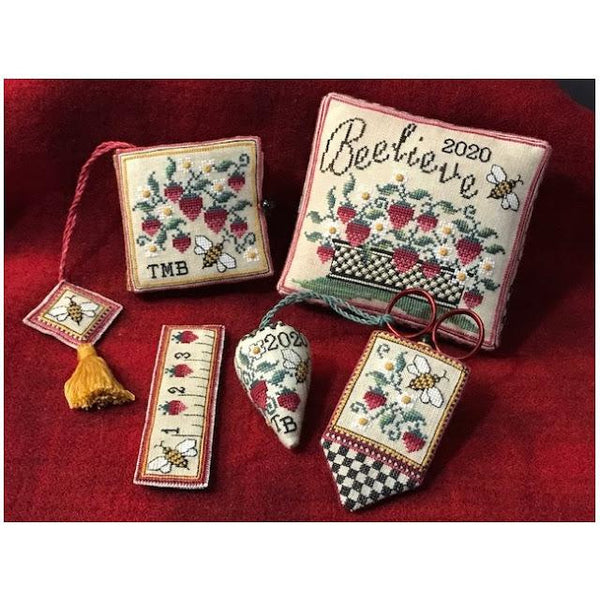 2020 Beelieve ~ A Sewing Set Free Pattern