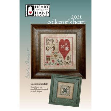 2021 Collector's Heart Kit ~ Heart in Hand