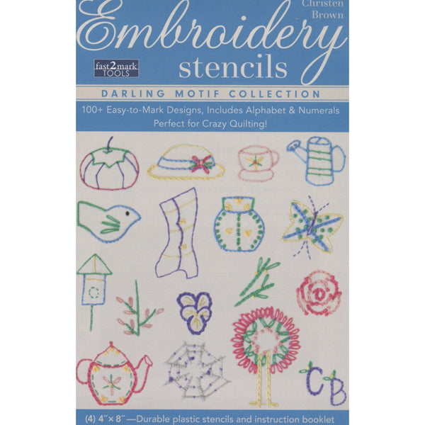 Embroidery Stencils