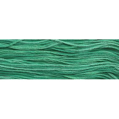 Malachite 2144 Weeks Dye Works Embroidery Floss