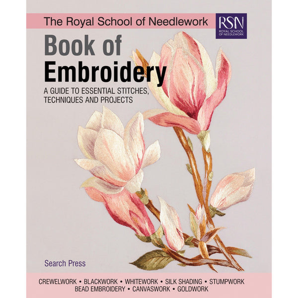 Book of Embroidery ~ The Royal School of Needlework