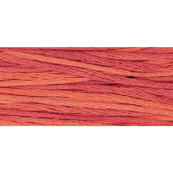 Grapefruit 2245 Weeks Dye Works Embroidery Floss