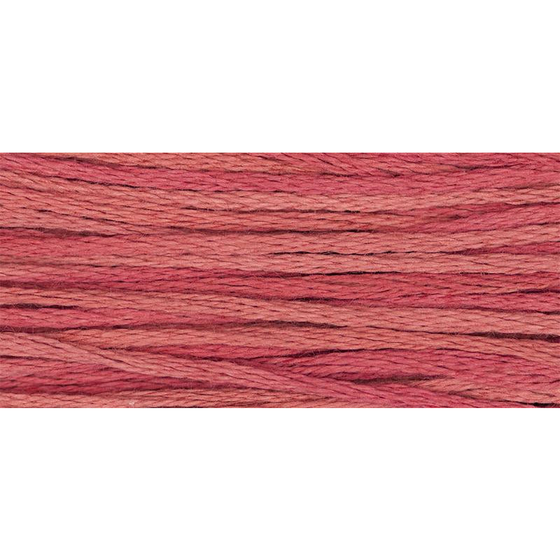 Aztec Red 2258 Weeks Dye Works Embroidery Floss