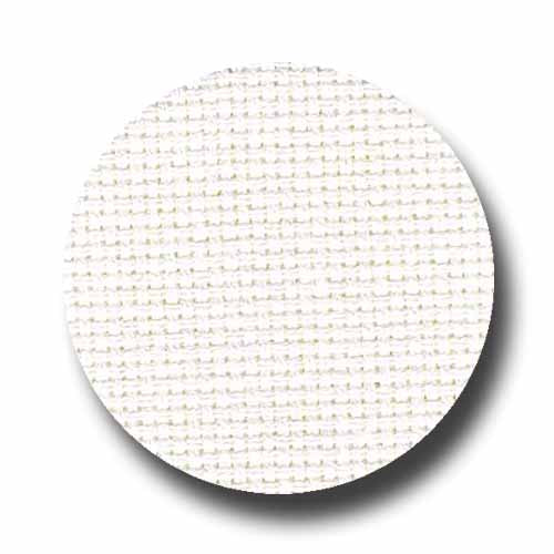 22 ct. White Hardanger Fabric