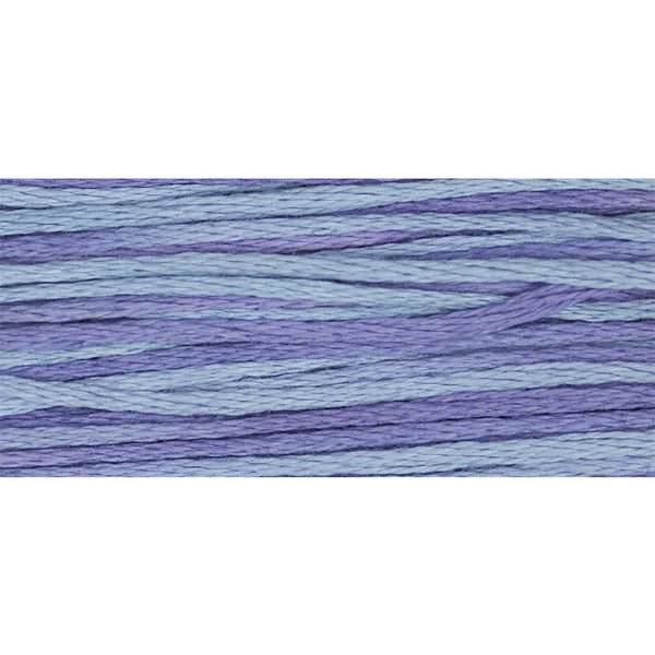 Dutch Iris 2342 Weeks Dye Works Embroidery Floss
